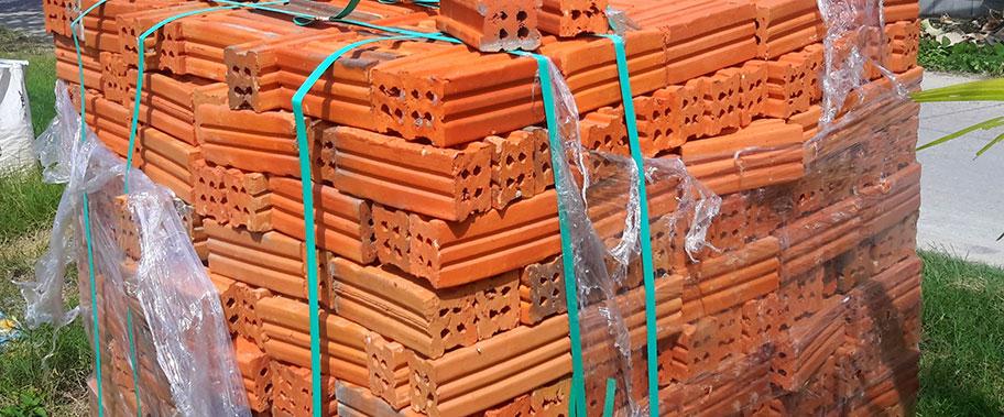 Emballering med plastband